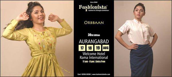 Orbbaan Fashionista Exhibitions Aurangabad