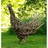 Weave your own Chicken Workshop