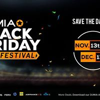 Jumia Black Friday Festival 2017