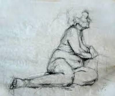 Kresba Lidske Postavy At Vytvarno Plzen