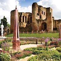 Trip to Kenilworth Castle