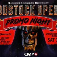 Bloodstock Promo Night
