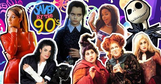 Saved By The 90s - Halloween Party (London)