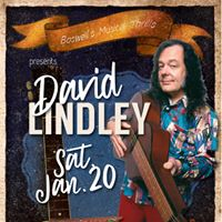 David Lindley at Don the Beachcomber