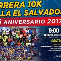 III Carrera 10K Villa El Salvador