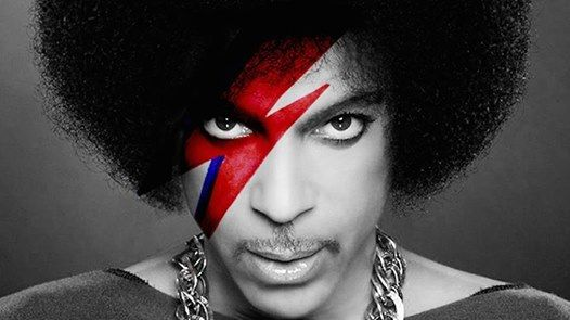 Heroes. The music of Prince and Bowie for PIPs