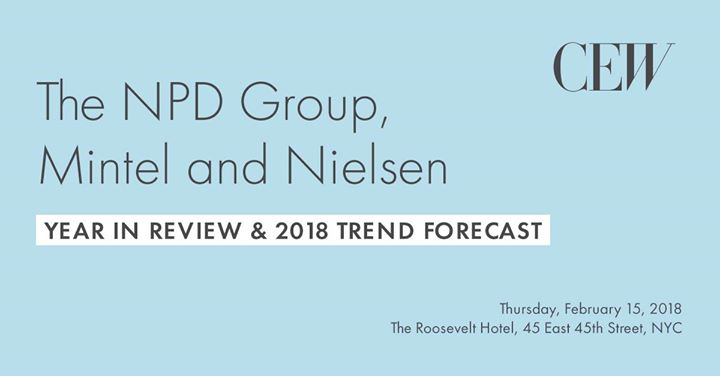 Global Trend Report - Year in Review and 2018 Trend Forecast