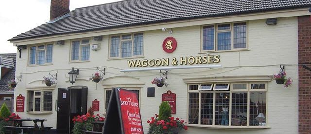 The Rooftops at the Waggon & Horses
