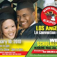Black College Expo Fee Waivers College Acceptance Scholarships