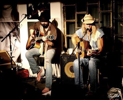 Zak Perry & Vern Vennard (USA) acoustic