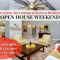 McCormick Ranch OPEN HOUSE Weekend