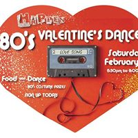 Happens 10th Annual Valentines Dance