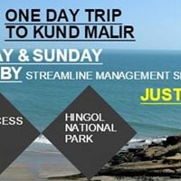 Trip To Kund Malir (Every Saturday &amp Sunday)