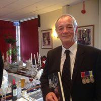 FI 35 North West. Meet the Falklands War Heroes.