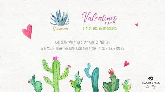 Valentines Day at Sanchos