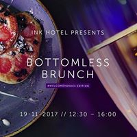 Bottomless Brunch - WelcomeHeroes editon