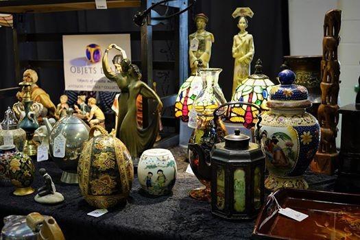 Bingley Hall Antiques & Collectors Fair