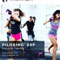 Piloxing Instructor Training - Richmond Hill GA
