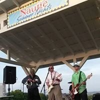 Steve Southworth &amp The Rockabilly Rays at Nautie Summer Nights