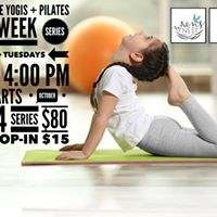 Little Yogis  Pilates
