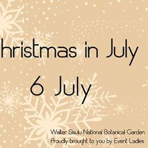 Christmas In July 2019 Walter Sisulu.Christmas In July At Walter Sisulu National Botanical Garden