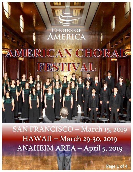 American Choral Festival