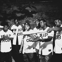ASAP Mob At Rumsey Playfield - Summerstage - Central Park