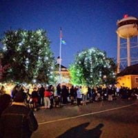 City of Milford Tree Lighting