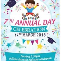 Annual Day On 17th March 2018
