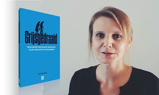 Boekpresentatie Grijsgedraaid - Ann Peuteman