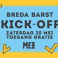 Breda Barst Kick-Off