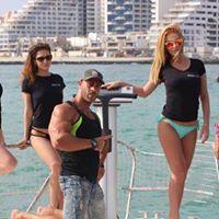 Croaziera pe Mare si Antrenament Body Time Ems in larg