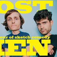 Postmen An Hour of Sketch Comedy