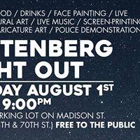 Guttenberg Night Out