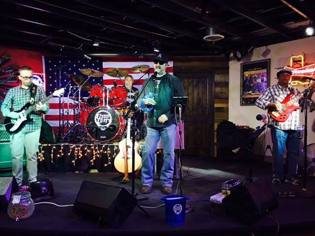 Crosscutt LIVE at the Flying X Saloon