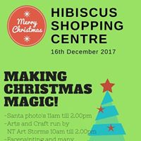 Hibiscus Shopping Centre Christmas Event