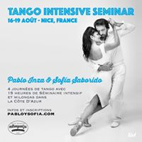 Summer Tango Intensive Seminar - Sofia Saborido &amp Pablo Inza