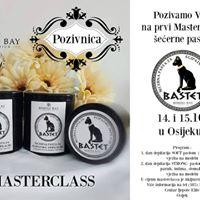 Master Classdepilacija Bastet eernom pastom