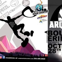 Bouldering Competition ACA &amp SCBC Sanctioned