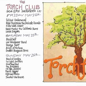 Torchfest 2019 - 17 Bands  3 Full Days