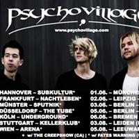 Nachtleben Frankfurt - Psycho Village &amp Friends