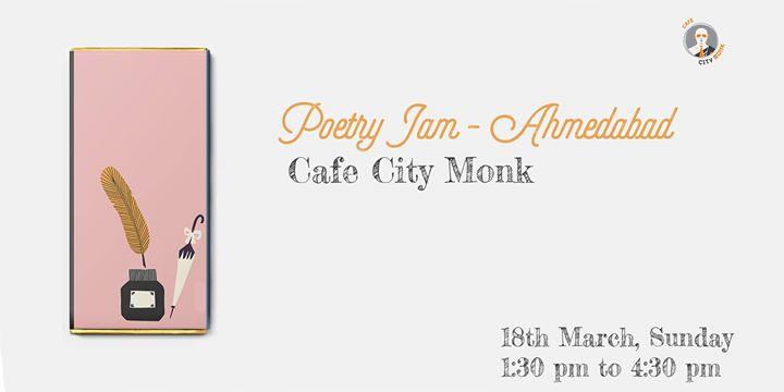 Poetry Jam - Ahmedabad
