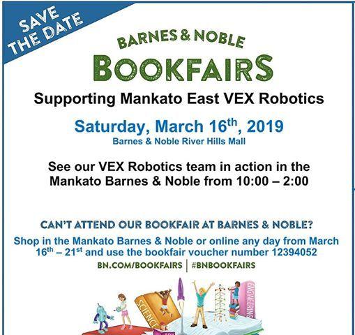 Barnes And Noble Fundraiser Mankato