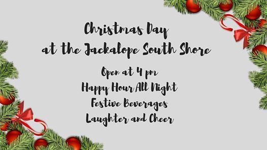 Christmas Day at Jackalope South Shore
