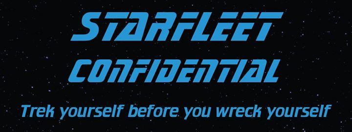 Starfleet Confidential Improvised Star Trek