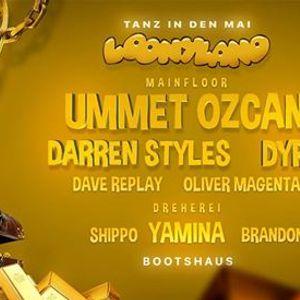 Tanz in den Mai Ummet Ozcan Darren Styles Dyro uvm.