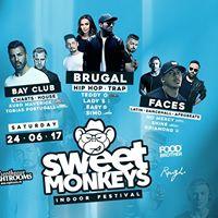 Sweet Monkeys - 24.Juni - Nightrooms Dortmund