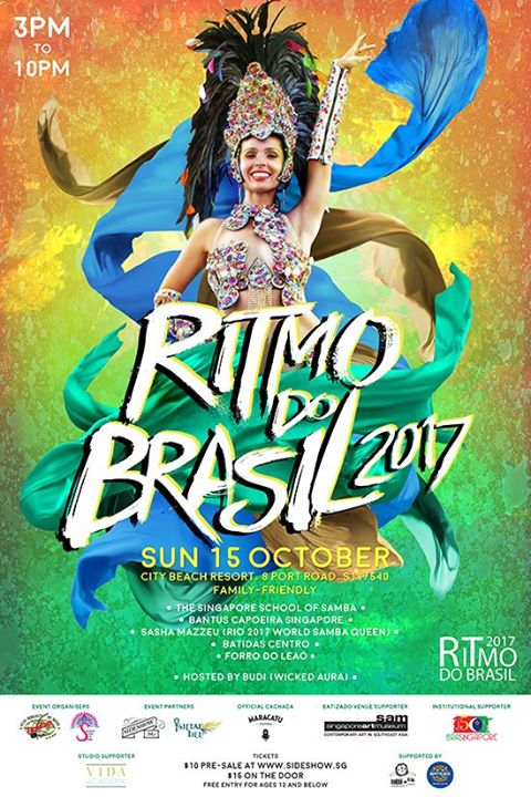 Ritmo do Brasil 2017