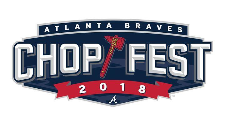 Atlanta Braves 2018 Chop Fest