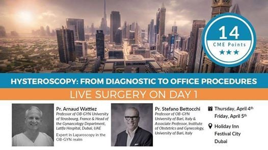 Hysteroscopy: from diagnostic to office procedures at